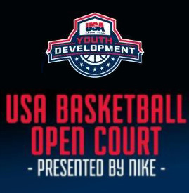 USA Basketball Open Court